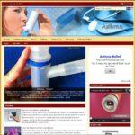 PreBuilt Asthma Niche Website