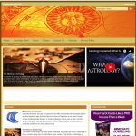 PreBuilt Astrology Niche Website