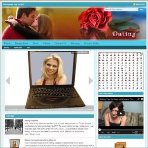 Dating Niche Website