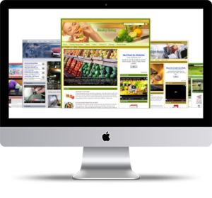 Health-Fitness Niche - Turnkey Website Package (5 Websites)