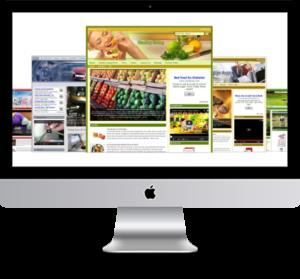Beverage-Food Niche - Turnkey Website Package (5 Websites)