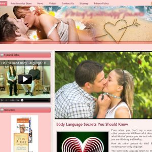 Relationship and dating site