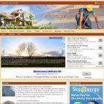 PreBuilt Solar Energy Niche Website