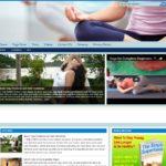 PreBuilt Yoga Niche Website